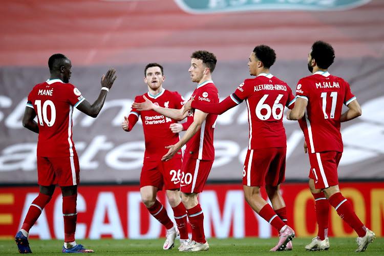 Liverpool vient d'égaler sa plus longue série d'invincibilité à Anfield