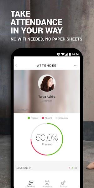 Attendink: Take Attendance (School College Events)