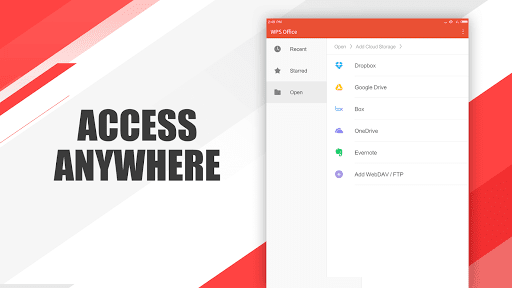 WPS Office screenshot 22