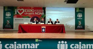 De izquierda a derecha: Rafael Lozano, Diego Luis Varela, Francisco Rodríguez, Emilio Galdeano.