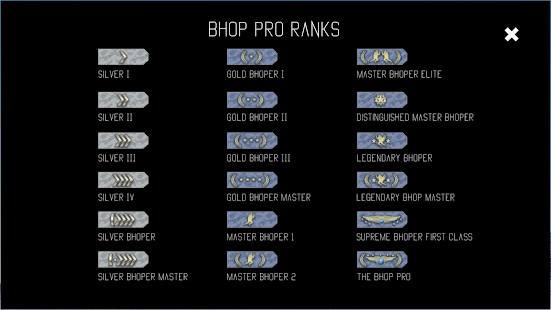 ApkMod1.Com bhop pro + (Mod Money) for Android Android Game Simulation