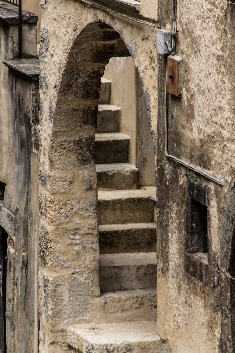 La scala nascosta... di Jiggly