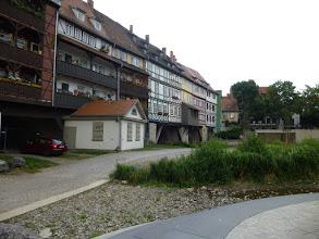 Photo: Krämerbrücke, Flussseite