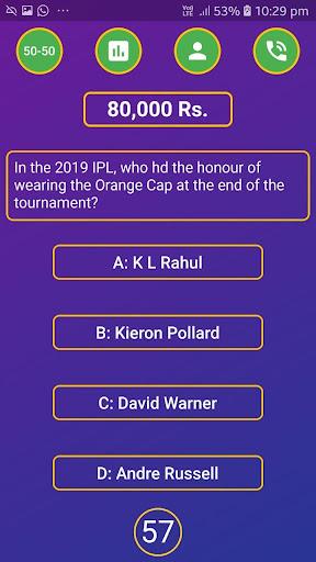 KBC  Quiz apkpoly screenshots 3