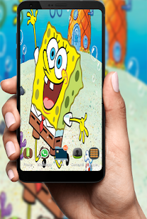 Best Spongecube Wallpapers HD - náhled