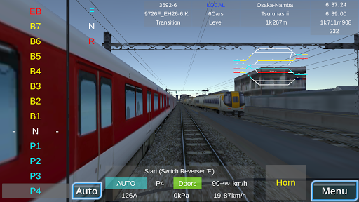 Train Drive ATS 3 screenshot 6
