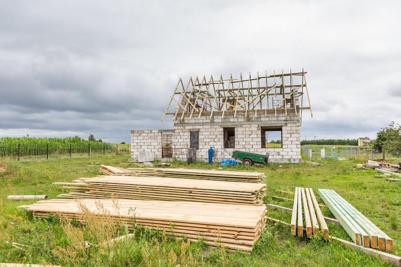 Budowa domu murowanego