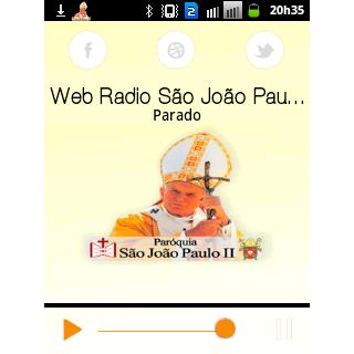 Web Radio São João Paulo II