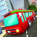 US City Bus 2020 : Coach transporter simulator icon
