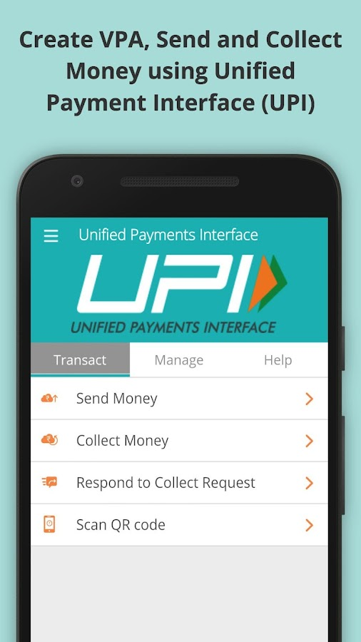 Pockets-UPI, Wallet, Bharat QR- screenshot