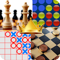 Board Games Online: Checkers - 4 in a row - Chess
