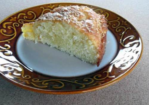 "Greek New Years Cake ""I made this recipe yesterday. Unfortunately, the cake..."