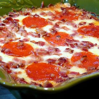 4 Layer Pizza Dip.