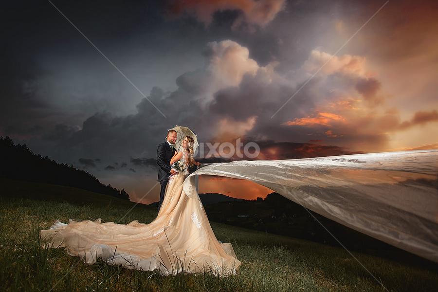 wedding by Dejan Nikolic Fotograf Krusevac - Wedding Bride & Groom ( jagodina, krusevac, dejan nikolic, vencanje, wedding, vrnjacka banja, photo-fotograf, svadba, fotograf )