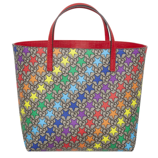 Primary image of Gucci GG Rainbow Tote Bag