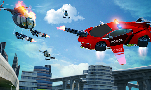 Download free US Police Multi Robot Transform: Wild Horse Games for PC on Windows and Mac apk screenshot 4