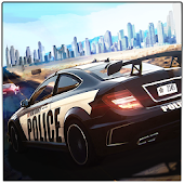 POLICE CAR CHASE SIMULATOR 2K18 - Free Car Games