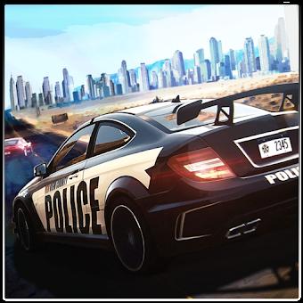 POLICE CAR CHASE SIMULATOR 2K18 - Free Car Games