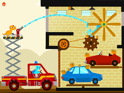 Fire Truck Rescue Free- screenshot thumbnail