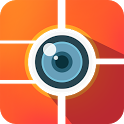 Photo Grid Editor - Photo Collage Maker icon