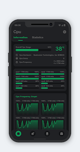 System Monitor – Cpu, Ram Booster, Battery Saver v8.4.0 [Paid] 2