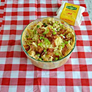 Loaded Barbecue Potato Salad