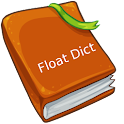 Float Dictionary (No Ad) icon