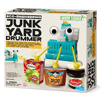 Junkyard Drummer, Green Science