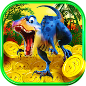 Jurassic Coin Pusher World