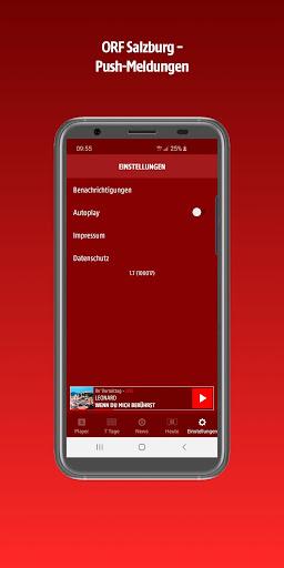 ORF Salzburg screenshot 6