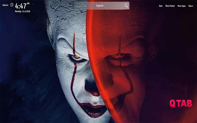 Horror Movie Wallpapers Horror Movie New Tab