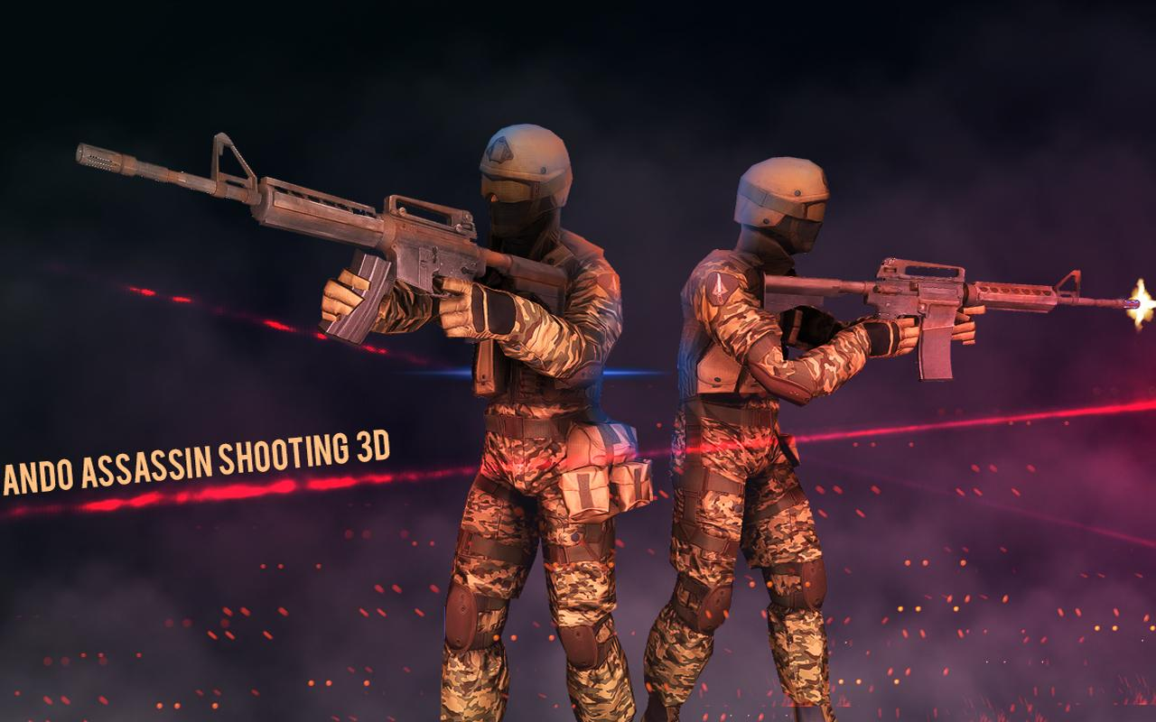 Army Hero Commando SSG: Army Shooting Game- screenshot