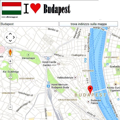 Budapest map 旅遊 App LOGO-硬是要APP