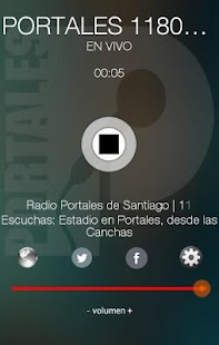Portales 1180 AM- screenshot thumbnail