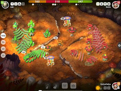 Mushroom Wars 2 Screenshot