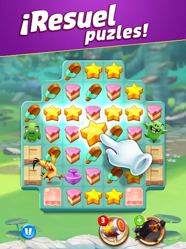 Angry Birds Match 3 screenshot 11