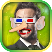Funny Stickers Photo Editor