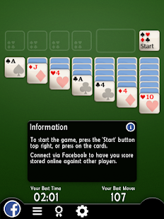 Solitaire!- screenshot thumbnail