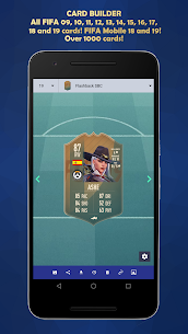 FUT Card Builder 20 1
