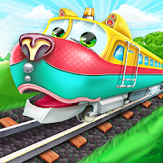 Super Railway Train Adventure - Clean & Fix