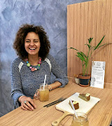 Diana George has  started an organic tea bar.