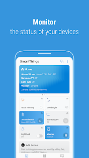 Aplikacje SmartThings (Samsung Connect) (apk) za darmo do pobrania dla Androida / PC/Windows screenshot