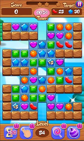 android Jelly Garten Screenshot 1