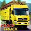 Offroad Logging Cargo Truck Semi Trailer : Hill icon