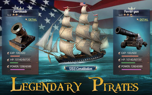 Age of Sail: Navy & Pirates apkpoly screenshots 4