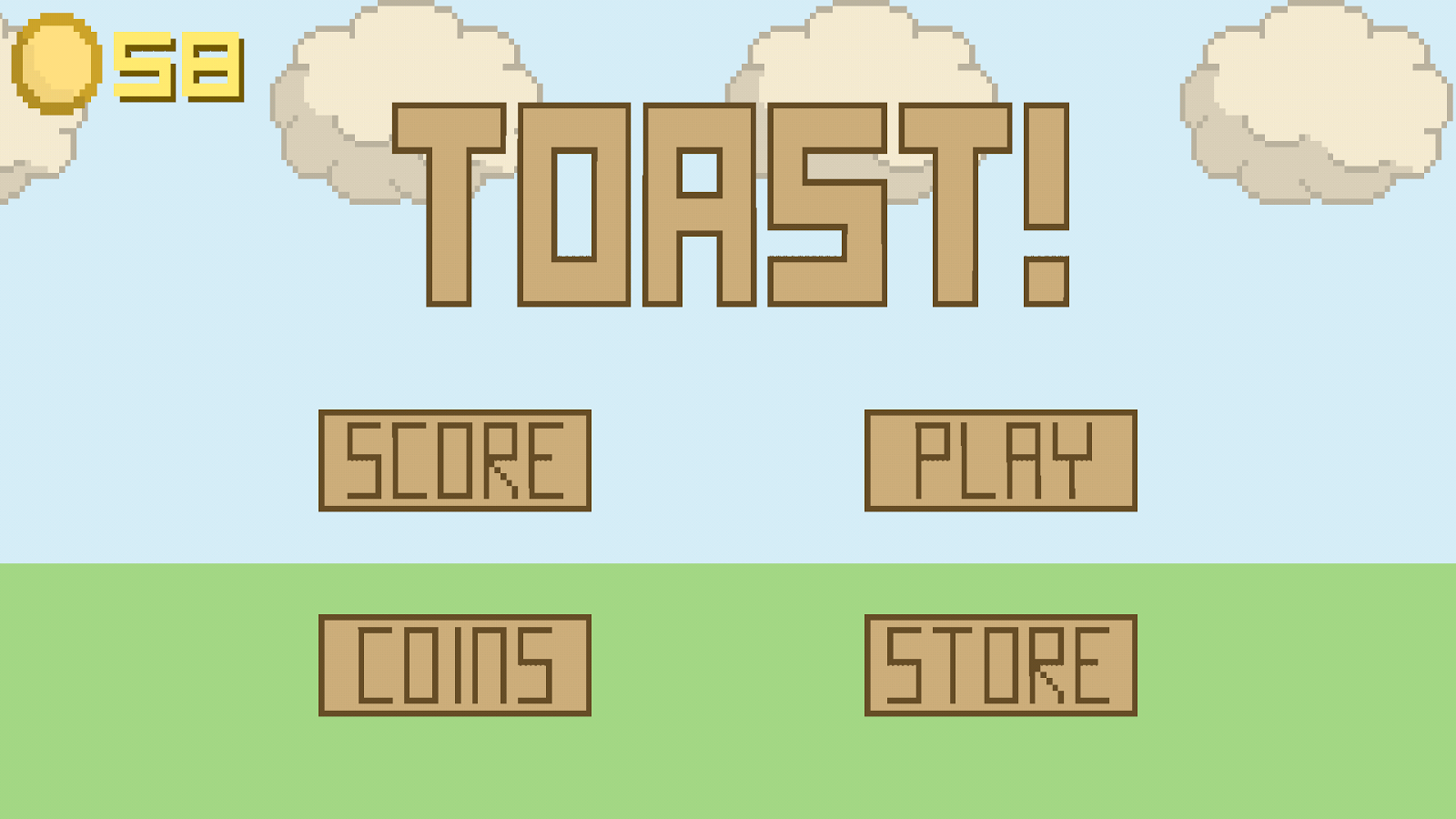 Toast!- screenshot