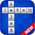 Math Puzzle Game - Maths Pieces icon