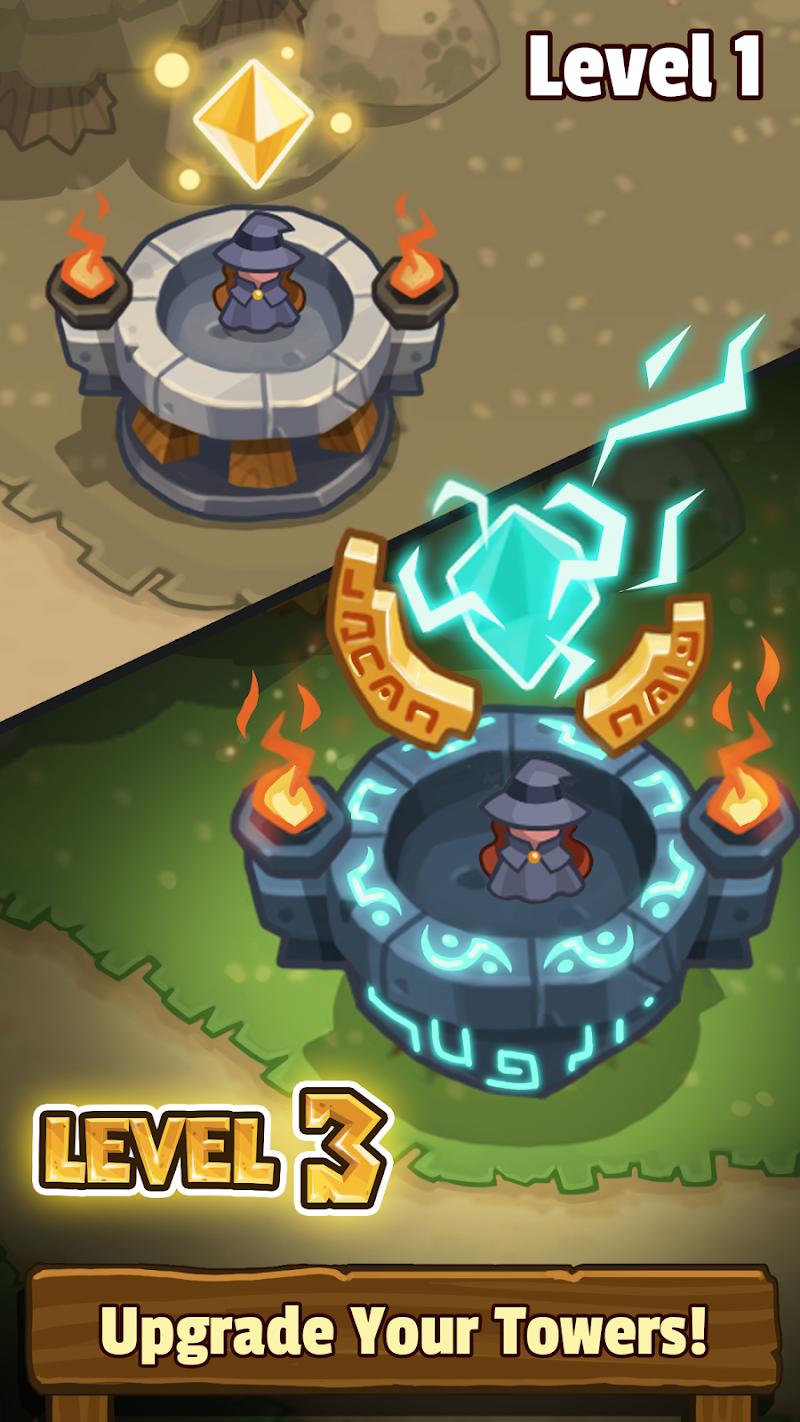 Realm Defense: Hero Legends TD Screenshot 5