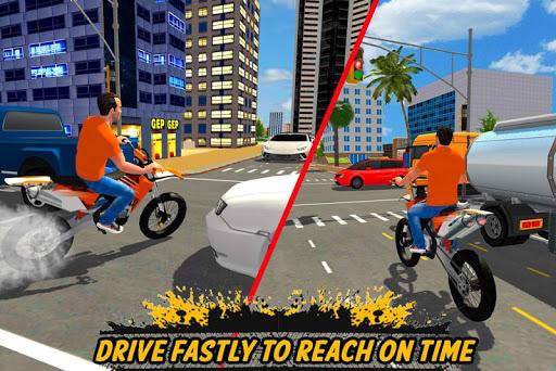 Bike parking 2019: Motorcycle Driving School filehippodl screenshot 5