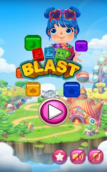 Pet Blast : The Block Game